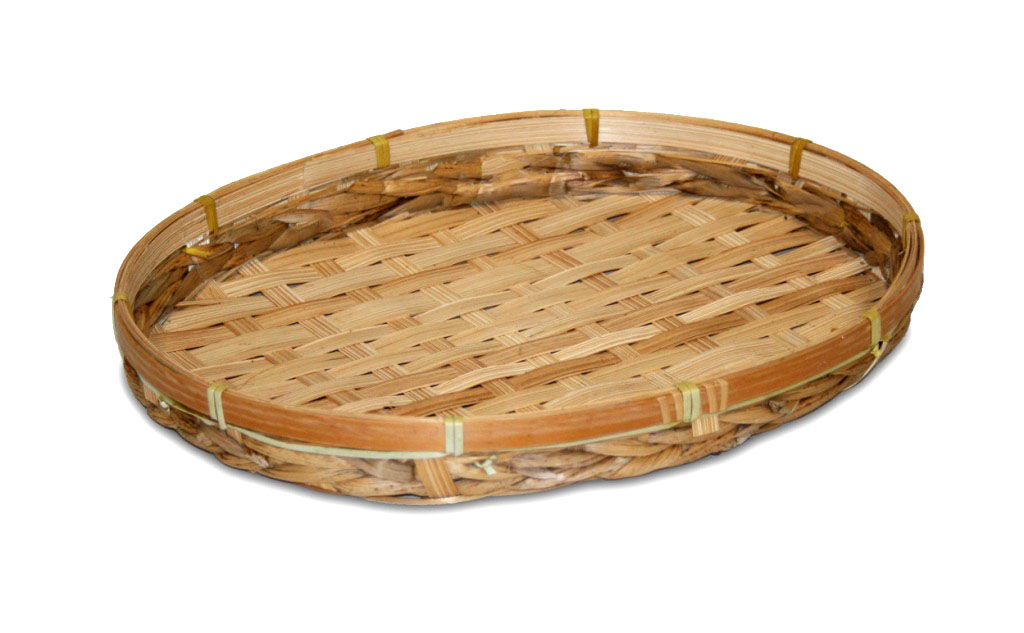 OVAL TRAY FOR NUTS