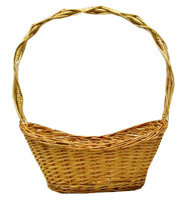HALF WILLOW HONEY BASKET