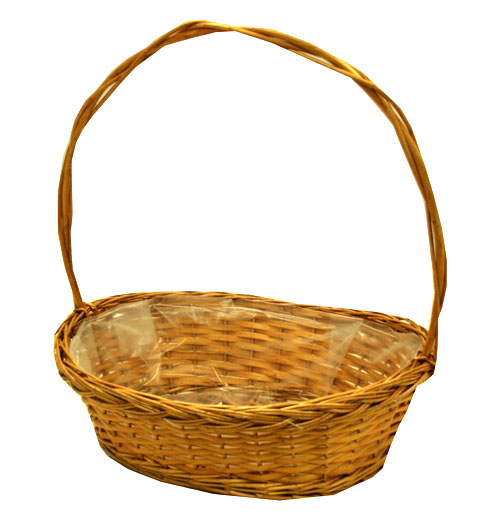 HALF WILLOW FLAT HONEY BASKET