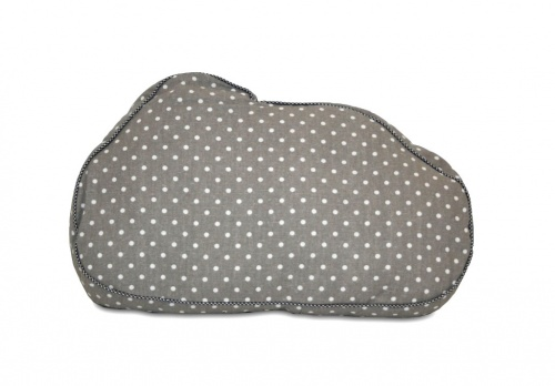 POLKA DOTS CUSHION