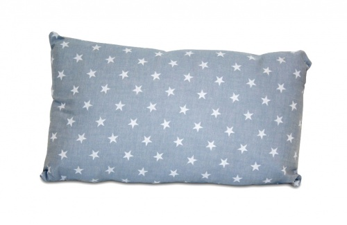 SKY LIGHT BLUE CUSHION